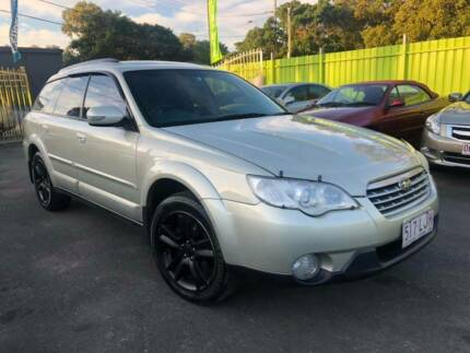 2008 Subaru Outback Premium Pack Automatic East Brisbane Brisbane South East Preview