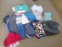 111 items boys 6-12 mths
