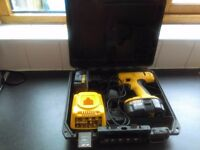 drill comes with 2 batteries charger and case £50.00 the lot no offers