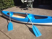 Two person canoe Horsley Wollongong Area Preview