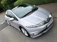 2008 HONDA CIVIC 2.2 CDTI TYPE S GT