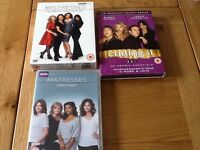 Two box set DVDs