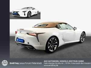 Lexus LC500 Performance Top!Alle Extras