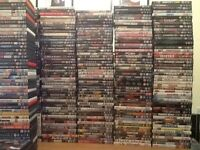 DVD bundle for sale- 310 dvds