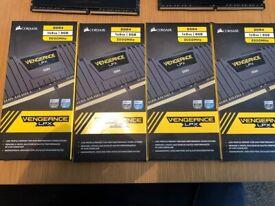 Corsair vengeance LPX (2x4GB) 8 GB DDR4 3000mhz | in