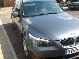 Bmw 525 td estate 11 months mot full service history.
