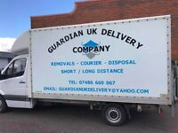 Removals- Courier - Disposal