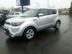 2016 Kia Soul LX Fun to drive!