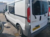 Renault, TRAFIC, Other, 2007, Manual, 1996 (cc)twin sliding door good condition