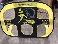 Kickmaster football practice set