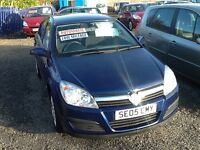 AUTOMATIC 05 ASTRA LIFE //LOW 58000 MILS///YER MOT//F.S.H