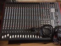 ALLEN AND HEATH PRE-AMP ZED-R16 (Price ono)