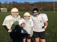 Come Join Wales' Only Women's American Football Team!