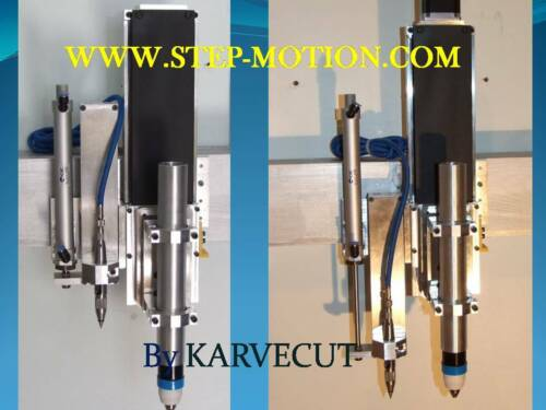 Lifter with Scribe Engraving Attachment for CNC Plasma Tables-Marking,Inscribing