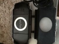 Psp slim&lite excellent condition with games and charger