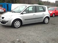 L@@K-- 2007 RENAULT SCENIC DYNAMIQUE 1.5DCI--DIESEL--STUNNING FAMILY CAR