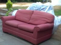 2 seater sofa with pull out bed