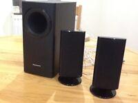 Panasonic speaker system