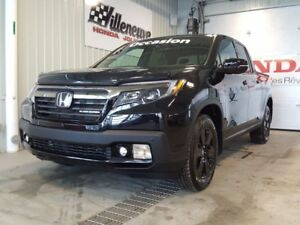 2018 Honda Ridgeline Black Edition full