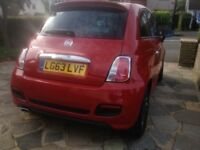 Fiat 500s, LOW MILAGE, 1 lady owner, great price!