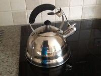 Swiss pro gas hob kettle