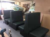 Bespoke Booth Bench Fixed Seating