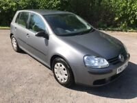 **GOOD HISTORY** 2005 VW GOLF 1.6 S FSi 5 DOOR HATCHBACK **12 MONTHS MOT+RECENT SERVICE**