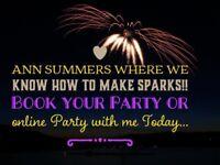 Ann Summers Parties!!
