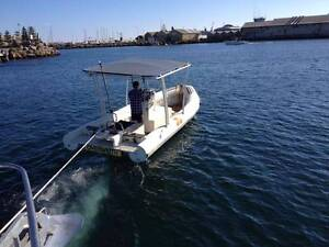 7.3 M Work boat for Hire Beaconsfield Fremantle Area Preview