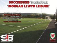 Wrexham Soccersixes - Teams Needed