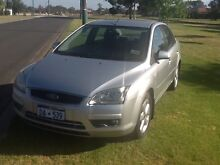 Ready to drive away, 2006 Ford Focus Sedan Dardanup Dardanup Area Preview
