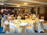 150 x Hessian Chair Sashes FOR SALE - Vintage Rustic Wedding | Event | Party