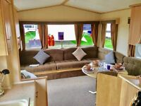 Perfect starter range caravan. includeds 2017 site fees in Great Yarmouth, Norfolk, not haven