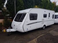 2008 Swift Charisma 540 5 berth caravan MOTOR MOVER, Awning Light to tow ! January Sale