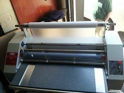 Ledco 44 Digital Hot Roll Laminator