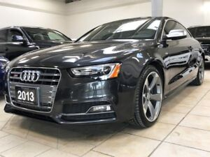 2013 Audi S5 Nav | SportDiff | B&O | Every Option!