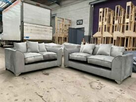 Dylan Corner L shape and Liverpool Sofa are Available in 3+2 Seater with Home Delivery