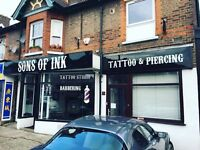 Tattoo Artist Wanted for expanding tattoo studio in Bucks
