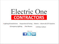 Electric One Qualified Electrician, Liverpool & Merseyside, Domestic & Commercial Installation,