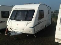 2005 abbey freestyle 470se 2 berth end changing room