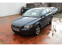 VOLVO V50 SE DIESEL -6 SPEED MANUAL - SERVICE HISTORY - LONG MOT - FREE DELIVERY - P/X WELCOME