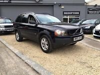 2005 VOLVO XC90 XC 90 D5 SE AWD 4X4 ....... 7 SEATER ..... px welcome