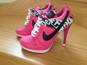 Nike dunk low (high heels) Cairns Cairns City Preview