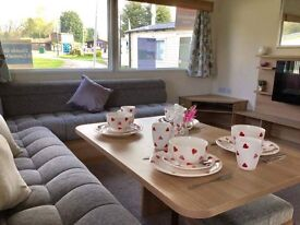 Stunning Double Glazed & Central Heated Caravan for Sale on Essex' No1 Holiday Park on trip advisor!