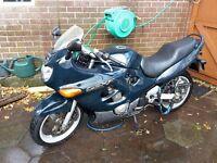 Motorbike £1000 750cc