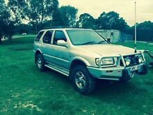 1999 Holden Frontera SE Maryborough Central Goldfields Preview