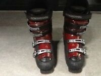 For Sale Rossingnol Ski Boots Worn on a 1 week Skiing trip, Excellent Condition