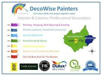 Local Trusted Experienced Interior/Exterior Painters and Decorators (Fence Painting)