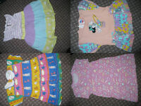Bundle/ job lot of 49 baby girl summer clothes 12-18 mths/ 12-18mths/ 1-1.5 years.