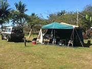 CAMPER TRAILER AUSSIE SWAG ROVER LX Bundall Gold Coast City Preview